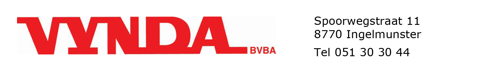 Vynda Ingelmunster Logo